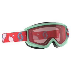 Scott Junior Agent Double Lens Goggles | Mint Green or Yellow | 267617