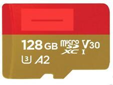 Mobile Phone 128GB microSDXC Memory Card Class 10 UHS-I U3 V30 6AAi7 Memory Card