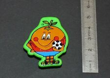 FOOTBALL 1982 ESPAÑA 82 ESPAGNE MUNDIAL NARANJITO TAILLE-CRAYON PENCIL SHARPENER