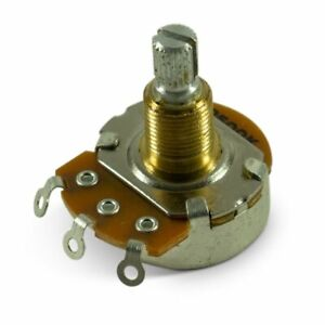 Pot 500 K Linear Taper Fine Spline Split Shaft 3/8 in. Potentiometer