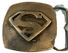 1975 Men's Superman Belt Buckle National Periodical Publications