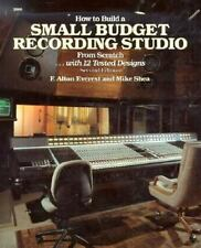 How to Build a Small Budget Recording Studio from Scratch ...  With 12-ExLibrary