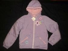 NWT Hanna Andersson 7 Day A Week Screenprint Lavender Jacket Coat Girl 160 14 16