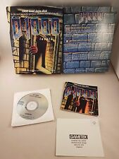Doom D.1000 Levels Expansion Big Box CD ROM 1995