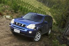 NISSAN XTRAIL X-TRAIL  2001-2007  FACTORY WORKSHOP SERVICE MANUAL 4X4 T30 SERIES