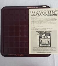 UPWORDS 1983/1984 Replacement Board, Maroon, & Instructions