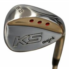 "Majek Golf (Tall 5'8""+) Senior Ladies Gap Wedge (GW) 52° TackiMac Arthritic Grip"