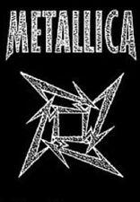 Metallica ninja logo Textile Poster Flag