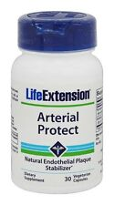TWO PACK $26.50 Life Extension Arterial Protect  heart health anti inflammatory