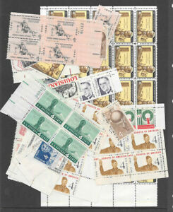 Bargain Postage - 100 of 29c, 100 of 22c, 100 of 4c - Postage Face Value $55
