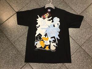 VTG XL VINTAGE Deadstock 1994 North Carolina Tar Heels Daffy Duck T-Shirt Looney