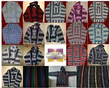 30 Original Baja Hoodie (Shirt) from Mexico -WHOLESALE Various Sizes-described