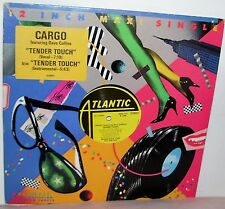 "Cargo Feat. Dave Collins Tender Touch 12"" Maxi Single ""Promo Copy"" EX+-NM"