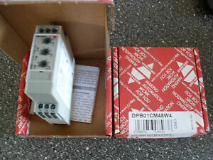 CARLO GAVAZZI, DPB01CM48W4  3-Phase Voltage Level Relay