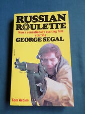 GEORGE SEGAL  -RUSSIAN ROULETTE - MOVIE TIE-IN - PAPERBACK BOOK