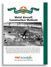 Metal Aircraft Construction Methods (DVD) A Historical Aerometal Training Film!