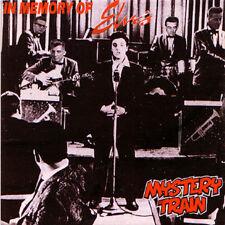 """MYSTERY TRAIN - In Memory of Elvis! - Neo Rockabilly 7"""""""