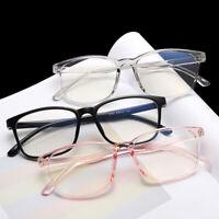 Women Glasses Frame Men Eyeglasses Frame Vintage Clear Lens Glasses