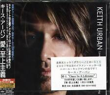 Keith Urban - Love Pain And The Whole Crazy Things - Japan CD+2BONUS+VIDEO - NEW