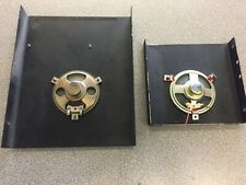 "CB Radio Vintage Internal Speakers DAINICHI 0770804 3"" & ...WELL 0.5W 3"""