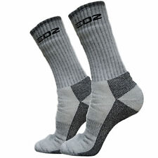 EDZ All Climate Thermal Motorcycle Boot Calf Length Socks Winter Warm Size 9-11