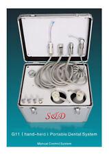 FDA Economy Hand-Hold Portable Dental Unit Treatment Machine G11 NEW