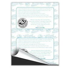 1 Sheet EZ MOUNT Thin Foam Unmounted Rubber Stamps-Static Cling EZThin 8.5 x 11