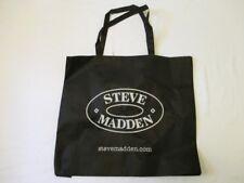 Steve Madden Black Tote Bag Extra Large Reusable Shopping Bag