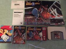 7 Games Sport Package N64 Great Condition! CIB!