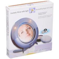 Beauty Make Up Face Specchio cosmetico con luce LED Strumento Di Toelettatura Bagno Viaggio