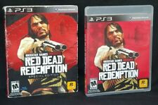 Red Dead Redemption Special Edition Sony PS3 PlayStation 3 2010 w/ Slipcover