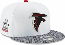 Super Bowl LI Atlanta Falcons Cap  Kappe New Era One Size SNAPBACK One Size