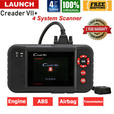 LAUNCH X431 VII+ OBD2 Auto Diagnostic Tool Scanner AT ABS Airbag SRS for Ford GM