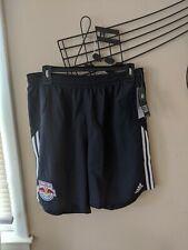 Rare NWT ADIDAS New York Red Bulls MLS 2012 Soccer Shorts Men's L