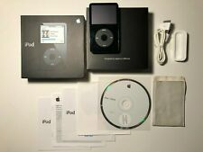 Apple iPod Video - Classic - 30GB - 5G 5th gen - Nero - Completo e ottimo !
