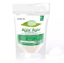 New listing Agar Agar Powder 4oz : Gelatin Substitute, Vegan, Unflavored, Gummy bears, Chees
