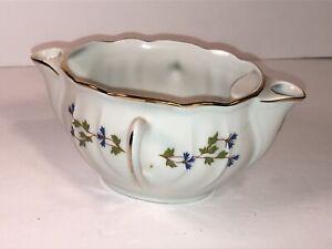 Moss Antiques La Nouvelle-Orleans~Fat Separator~Handled Gravy Bowl~France