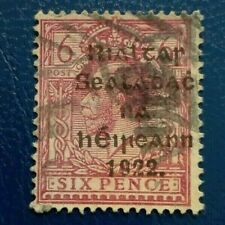 Irish Rare :1922 Great Britain Stamps Overprinted in Bluis -  Collectible Stamp.