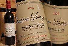 1995er Chateau Bellegrave - Pomerol - Top Jahrgang !!!!!