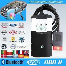 AUTO DIAGNOSTIC BLUETOOTH TOOL CAR VAN TRUCK OBD AIRBAG ABS ECU FAULT FINDING