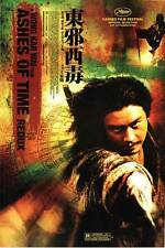 ASHES OF TIME REDUX Movie POSTER 27x40 Brigitte Lin Leslie Cheung Maggie Cheung