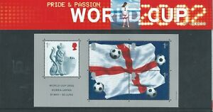 GB Presentation Pack 335 - World Cup 21 May 2002