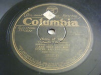 LARY SIRY & Hotel Ambassador Orch 78 Peace Of Mind / Long Way Home 1929 Columbia