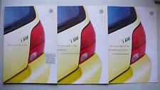 PROSPEKT VOLKSWAGEN VW LUPO 3l TDI, 7.1999, 48 pagg. + dati/attrezzature + listino prezzi