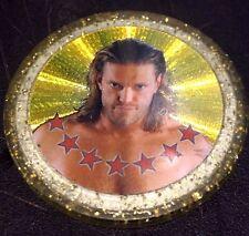 Edge Topps Power Chipz Blattgold Sparkle Pokerchip #g7 Short Print 1:24 SP WWE