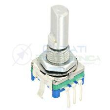 Encoder rotativo 2 canali con Pulsante 5 pin