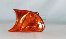 Corner Turn Signal Light for 99-01 BMW 3 Series Coupe E46 (Amber) Driver Side