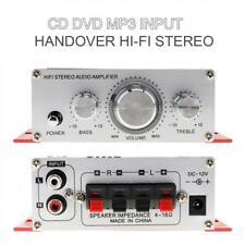 12V 2CH HiFi Mini Auto Verstärker Motorrad Home Auto Stereo Audio Verstärker AMP