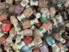 (100) Sally Hansen Good Kind Pure Color Nail Polish Wholesale Random Assortment