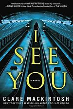 I See You Paperback – International Edition (Canadian) by Clare Mackintosh.